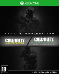 Call of Duty: Infinite Warfare Legacy Pro Edition [Xbox One]