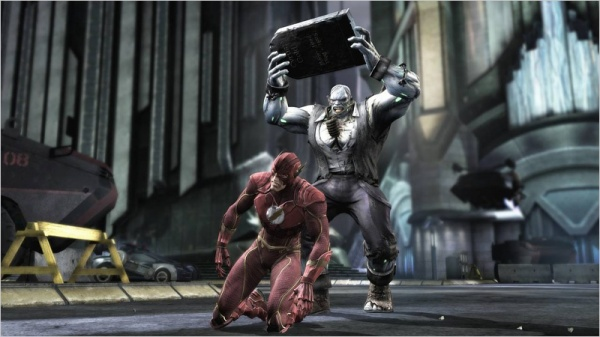 Injustice. Gods Among Us. Ultimate Edition [PS4]