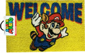 Коврик Super Mario: Welcome