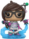 Фигурка Funko POP Games Overwatch: Mei (9,5 см)