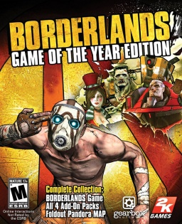 Borderlands: Game of the Year Edition [MAC]