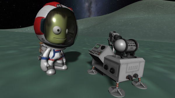 Kerbal Space Program: Breaking Ground. Дополнение [Xbox One, Цифровая версия]