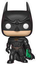 Фигурка Funko POP Heroes: Batman 80 Years – Batman Forever (9,5 см)