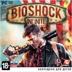 BioShock Infinite [PC-Jewel]