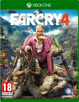 Far Cry 4 [Xbox One] – Trade-in | Б/У
