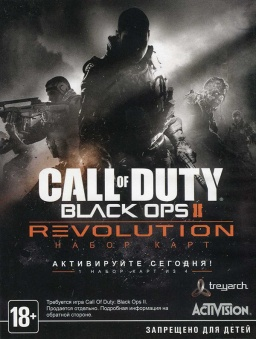 Call of Duty: Black Ops II. Revolution. Дополнение [PC, Цифровая версия]