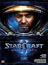 StarCraft II: Wings of Liberty [PC-DVD]