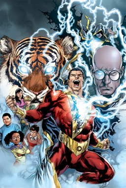 Постер DC: Shazam – The Power Of Shazam