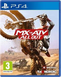 MX vs ATV All Out. Standard Edition [PS4]