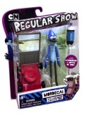 Фигурка Regular Show Mordecai with Lawn Mower (13 см)