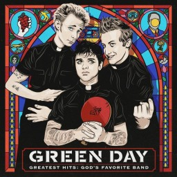Green Day – Greatest Hits: God's Favorite Band (2 LP)