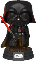 Фигурка Funko POP: Star Wars – Darth Vader Lights & Sound Bobble-Head (9,5 см)