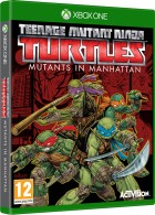 Teenage Mutant Ninja Turtles. Mutants in Manhattan [Xbox One]