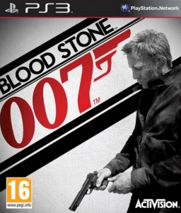 James Bond 007: Blood Stone [PS3]