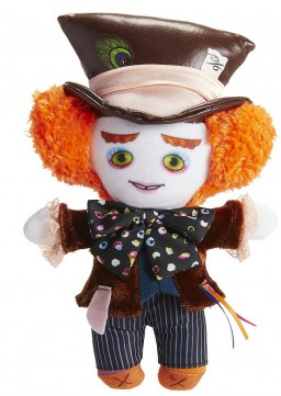 Мягкая игрушка Alice Through The Looking Glass. Mad Hatter (10 см)