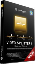 Video Splitter 5 Business Edition [Цифровая версия]