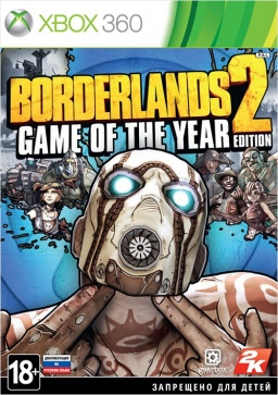 Borderlands 2. Game of the Year Edition  [Xbox 360]