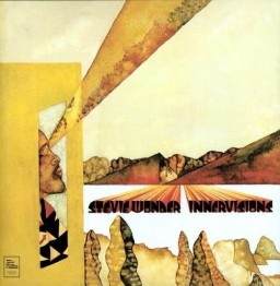 Stevie Wonder. Innervisions (LP)