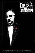 Плакат The Godfather: Red Rose
