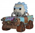 Фигурка Funko POP Rides: Rick And Morty – Mad Max Rick (9,5 см)