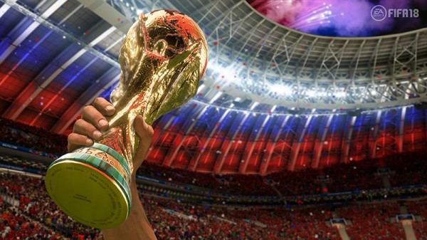 FIFA 18 (World Cup Russia) [PS4]