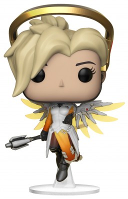 Фигурка Funko POP Games: Overwatch – Mercy (9,5 см)
