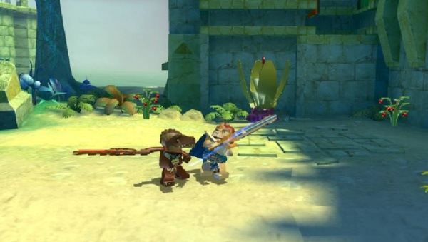 LEGO Legends of Chima. Laval's Journey [PS Vita]