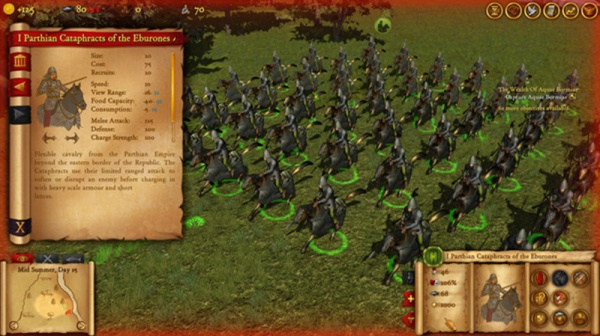 Hegemony Rome: Rise of Caesar. Advanced tactics. Дополнение [PC, Цифровая версия]