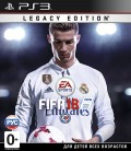 FIFA 18. Legacy Edition [PS3]