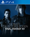 Final Fantasy XV. Ultimate Collector's Edition [PS4]