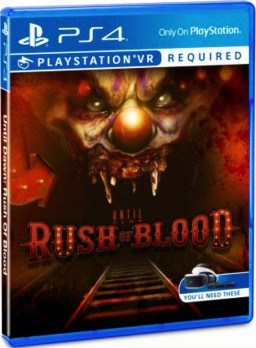 Until Dawn: Rush Of Blood (только для VR) [PS4] – Trade-in | Б/У