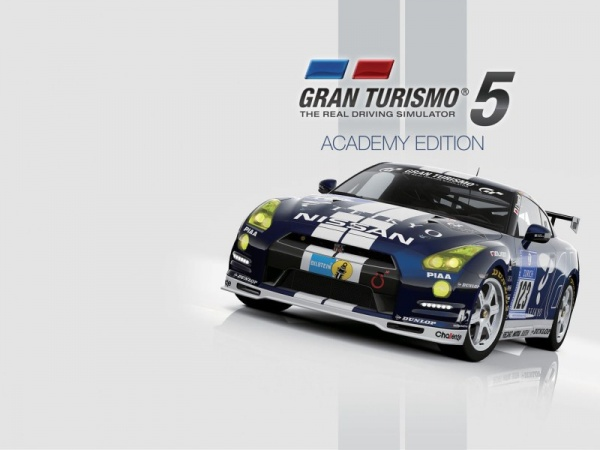 Gran Turismo 5. Academy Edition [PS3]