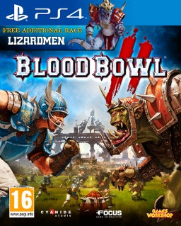 Blood Bowl 2 [PS4]