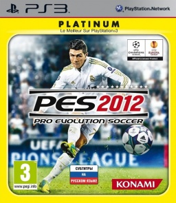 Pro Evolution Soccer 2012 (Platinum) [PS3]