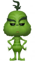 Фигурка Funko POP Movies: The Grinch – The Grinch (9,5 см)