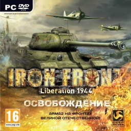 Iron Front. Liberation 1944 [PC-Jewel]