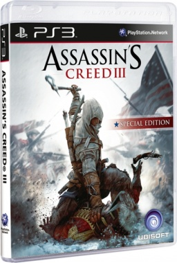 Assassin's Creed III. Special Edition [PS3]
