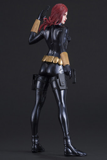 Фигурка Avengers. Black Widow Artfx+ Statue (19 см)