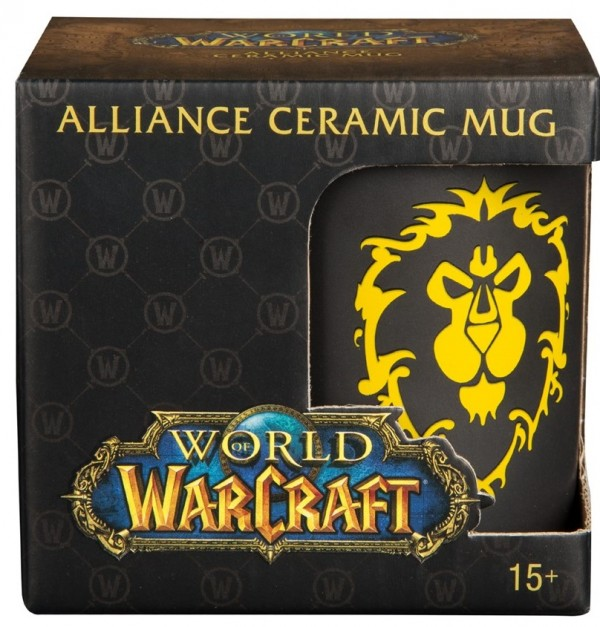 Кружка World Of Warcraft: Alliance Logo