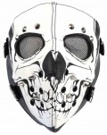 Маска Geek Mask With Skull Print
