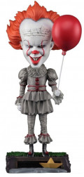 Фигурка NECA: It – Pennywise Head Knocker (20 см)