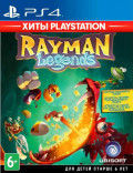 Rayman Legends (Хиты PlayStation) [PS4]