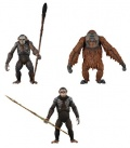 Фигурка Dawn Of The Planet Of The Apes. Series 1. Caesar (18 см)