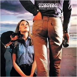 Scorpions – Animal Magnetism (LP + CD)