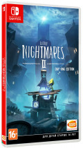 Little Nightmares II. Издание 1-го дня [Nintendo Switch]