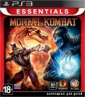 Mortal Kombat (Essentials) (с поддержкой 3D) [PS3]