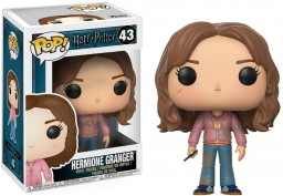 Фигурка Funko POP: Harry Potter – Hermione Granger With Time Turner (9,5 см)