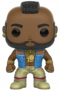 Фигурка The A-Team Funko POP Television: B.A. Baracus (9,5 см)