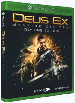 Deus Ex: Mankind Divided. Day One Edition [Xbox One]