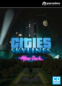Cities: Skylines. After Dark. Дополнение [PC, Цифровая версия]